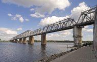 Мариинский мост - Петровский железнодорожный мост