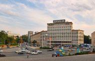 Европейская площадь - Конная площадь - Царская площадь