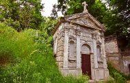 Усыпальницы Байкового кладбища