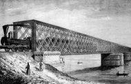 Дарницкий железнодорожный мост - Мост Аманда Струве